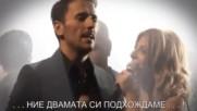 Страхотно Гръцко - Nikos Vertis i Sarit Hadad - Emeis oi Duo - Превод