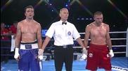 Тервел Пулев блесна с дебюта си на професионалния ринг
