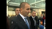 Цветан Цветанов: Разследването на атентата в Бургас ще приключи успешно