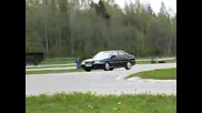Alfa Romeo 164 Drift
