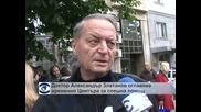 Д-р Александър Златанов поема временно Спешната помощ в София