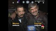 Пийняците от Пловдив Митко и Златан - Господари на ефира