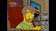 The Simpsons Семейство Симпсън - S15e15 - Bg audio