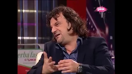 Aca Lukas - Vic - Mujo kupuje Mercedes (TV Pink 2013)