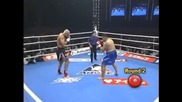 K-1 World Grand Prix 2002 Полу-финал Mark Hunt vs Jerome Le Banner