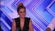 Lizzy Pattinson sings Bonnie Raitt's Feels Like Home - The X Factor Uk 2014