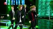 Exo- M - The Happiness of Bearing The Hardships Together (140315 Chinese Immortal Song)