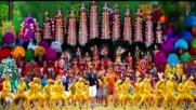 Kashmir Main Tu Kanyakumari Chennai Express Shahruhn Khan Deepika Padukone Ask Treni Film Muzigi Fil
