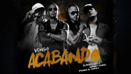 Wisin Y Yandel & Franco El Gorila – Vengo Acabando (remix)
