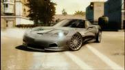 Nfs Undercover - Chevy Corvette Z06 Trailer