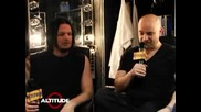 Exclusive - Disturbed Inside Scoop On Band Rivalries