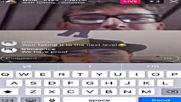 Skaterkid rages on live stream