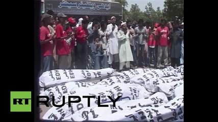 Pakistan: Respects paid to 50 heatwave victims as death toll surpasses 1000