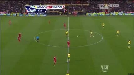 Luis Suarez отново бележи по страхотен начин