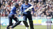 England Beats New Zealand by Seven Wickets