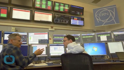 Higgs Boson Hadron Collider Super Charged For Second Run
