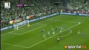 Евро 2012 - Ейре 1:3 Хърватия - Хърватите развалиха впечатляваща серия на Ейре