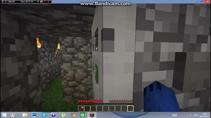 Minecraft Бг adventure map S1 E1