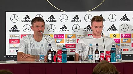 Russia: 'We had a bad game' - German team manager Bierhoff on Mexico match