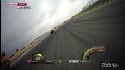 Motogp 2014 Aragon - стартът на състезанието от камерата на Лоренцо