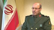 Russia: US air strikes 'help terrorists' – Iranian Defence Minister *EXCLUSIVE*