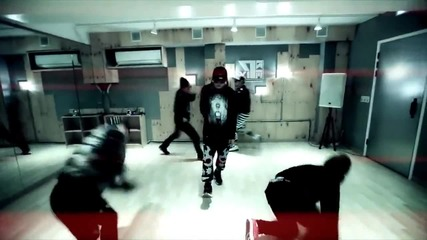 Yong Junhyung Flower mirrored Dance Practice