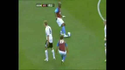 Steven Gerrard Aston Villa Perfect Freekic