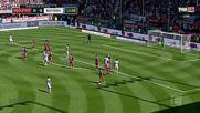 Инголщат 1 - 2 Байерн Мюнхен ( 07/05/2016 )