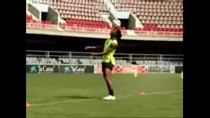 Ronaldinho - Роналдиньо Удря 4 Греди