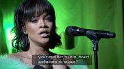 ♫ Rihanna - Love On The Brain ( Music Video) превод & текст