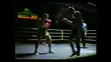 Албен Белински - Boxing