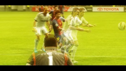 Pes 2013 Demo - Messi Goal (edited By Me)