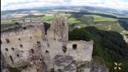 Замъкът Лиетава - Словакия