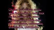 Kat Deluna - Unstoppable (Lyrics & Text) HQ