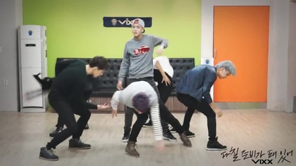 (vixx) - (practice On and On dancing Video)