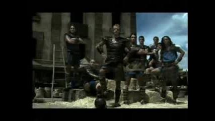 Pepsi - Adidas (beckham, Ronaldinho, Roberto Carlos, Totti,