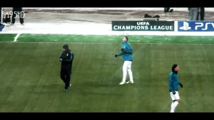 Cristiano Ronaldo - Freestyle Show - Real Madrid 2012 Hd (moscow Warming-up)