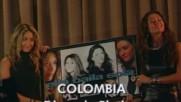 """Ella Baila Sola - Entrega De Discos De Oro Y Platino (Presentación De """"E.B.S."""" En Argentina) (Оfficial video)"""