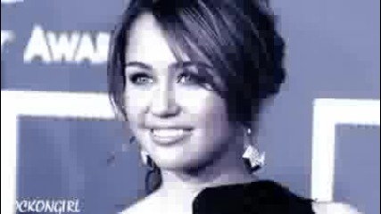 Miley Cyrus // Anthem