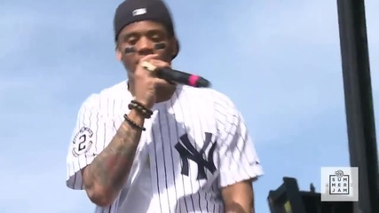 Mack Wilds - Own it Live at Hot97 Summer Jam 2014