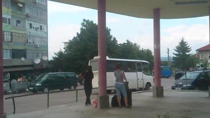 5375 Модернизиран автобус кента- авиа потегля