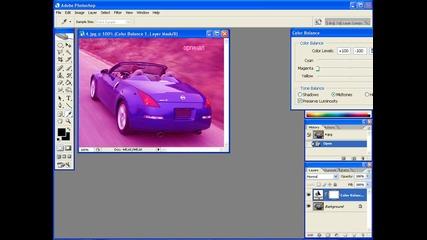 Vt Tutorial - Смяна на цвета на цялата кола - Виртуален тунинг - Урок