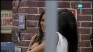 Светлана се целуна с Преслава