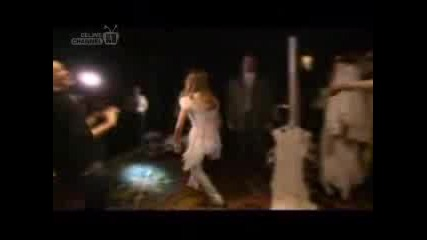 Celine Dion - A New Day Show backstage bonus before the show