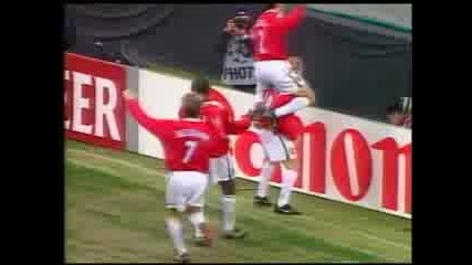 Manchester United - Inter 1999 Qf 2nd Leg
