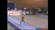 гимнастика акробатика