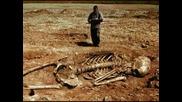 откриха гигантски скелет в гърция