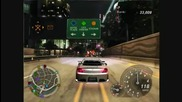 Need For Speed Underground 2 on a 9400gt Max Settings
