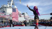 WWE на гости на Американската армия