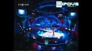 Пей С Мен - Десислава Пее Бели Нощи(live) И Имитира Мира